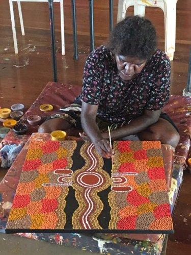 Programs - Aboriginal Art Workshop | Professional Education Programs Abroad