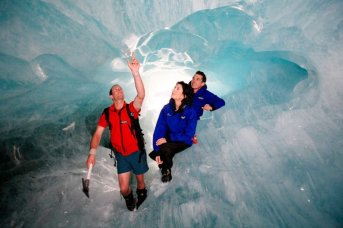 Programs - Franz Josef Glacier | Professional Education Programs Abroad