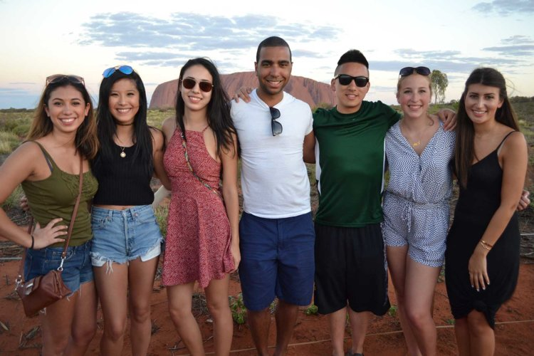 Programs - Friends at Uluru | Professional Education Programs Abroad