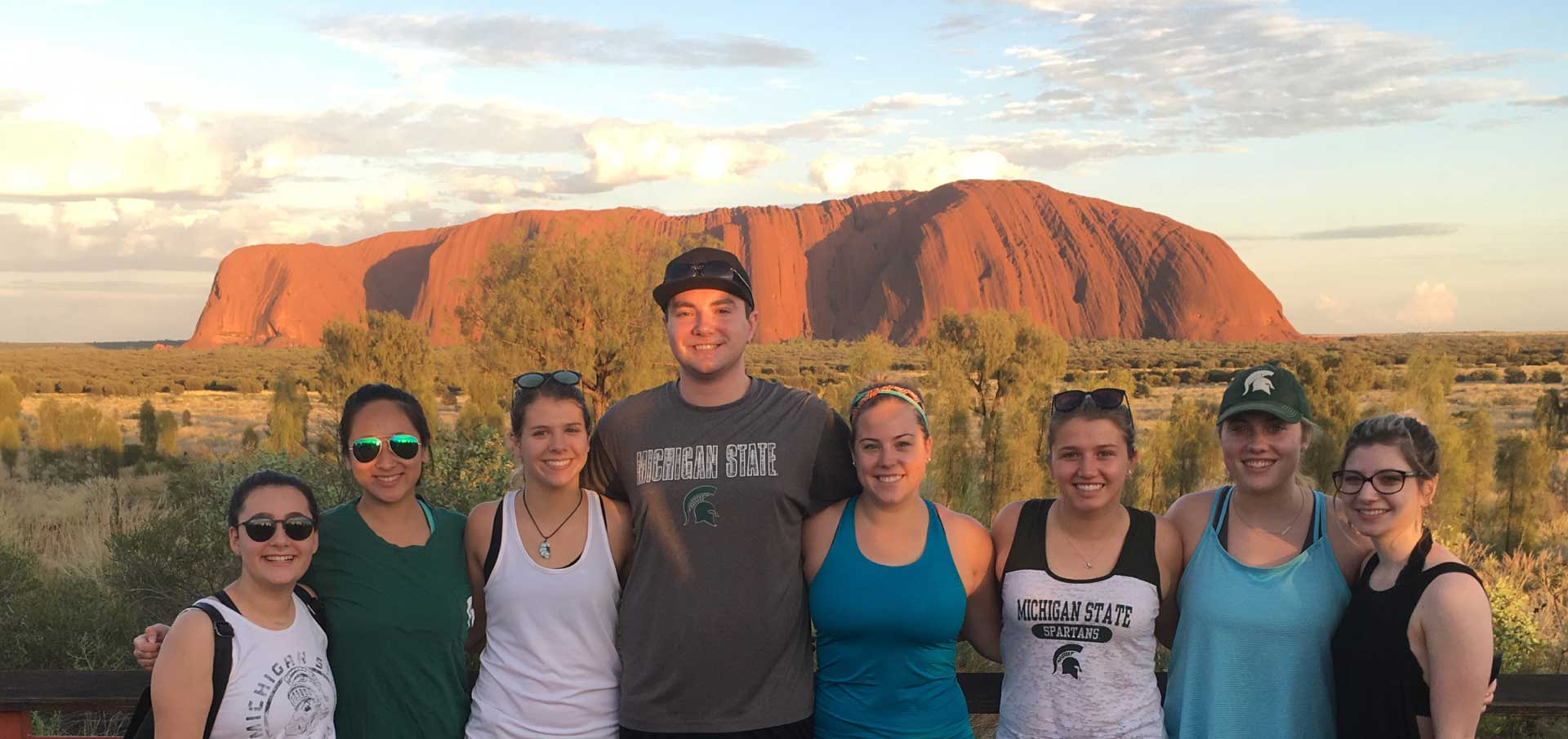 Uluru | Professional Education Programs Abroad