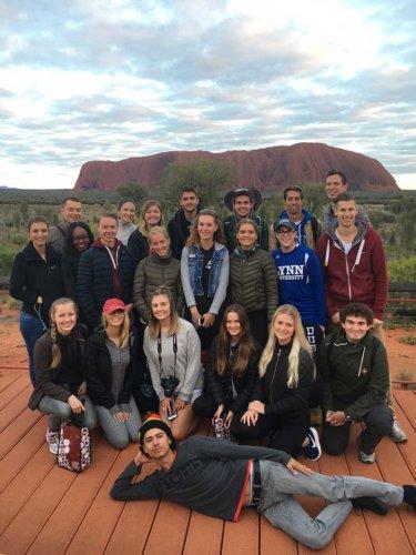 Programs - Friends at Uluru | Professional Education Programs Abroad